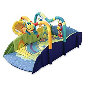 Amazon Com Bright Starts Baby S Play Place Play Mat