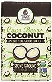 Taza Chocolate Coconut Besos, 2.5 Ounce