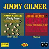 Lucky 'Leven/Folkbeat -  JIMMY GILMER, Audio CD