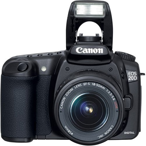 Canon Eos 10d Digital Slr - Canon EOS 20D DSLR Camera with EF-S 18-55mm f/3.5-5.6 Lens (OLD MODEL)