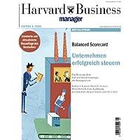Harvard Business Manager Edition 1/2009: Balanced Scorecard: Unternehmen erfolgreich steuern