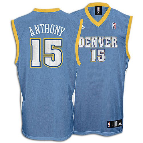 Nuggets English Jersey: Will The Denver Nuggets Retire Carmelo's Jersey Number