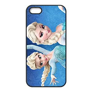 Frozen fresh lovely girl Cell Phone Case for iPhone 5S by runtopwell