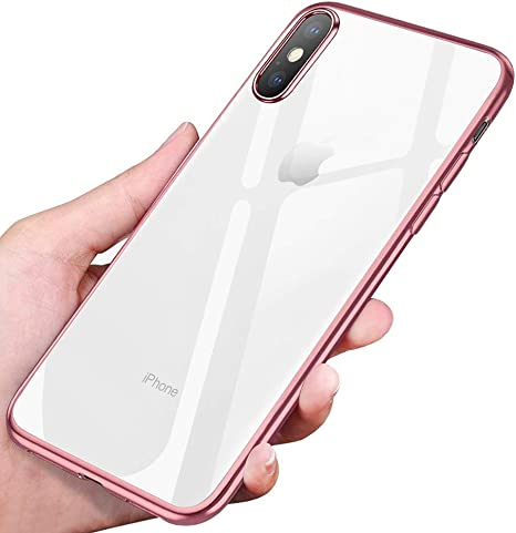 Apple Cover Custodia per iPhone Xs Max Materiale Silicone colore