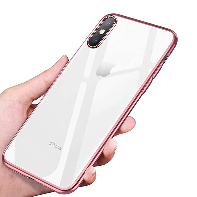 coque iphone xs max silicone