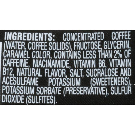 MiO Energy Iced Mocha Java Iced Coffee Concentrate 1.62 fl. oz. (Pack of 12) by Mio (Image #2)