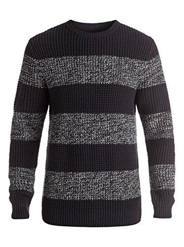 Quiksilver Black Sweater - 4