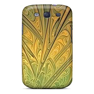 First-class Case Cover For Galaxy S3 Dual Protection Cover Sun Burst