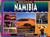 Front cover for the book Mini Curio - Namibia (Curio series) by Peter Joyce