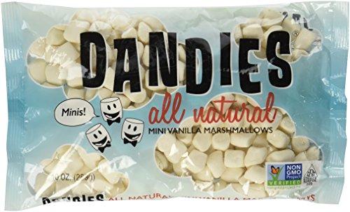 Dandies - All Natural Mini Marshmallows Vanilla - 10 oz. by Dandies