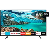 "Smart TV LED 50"" 4K UHD Samsung 50RU7100, 3 HDMI, 2 USB, Premium HDR e Wi-fi"