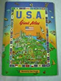 Giant Atlas of the U. S. A., Rand McNally Staff, 0528834959