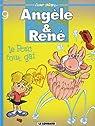 Angèle & René, Tome 9 : Le Porc tout gai par Ridel