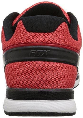 887537904175 - Fox Men's Motion Elite 2 Athletic Shoe, Red/Black/White, 9 M US carousel main 1