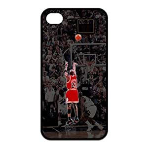 Air Jordan Customizable iphone 4/4s Case by icasepersonalized