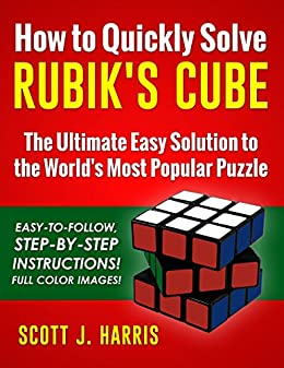 Quickly Solve Rubiks Easy Follow ebook product image