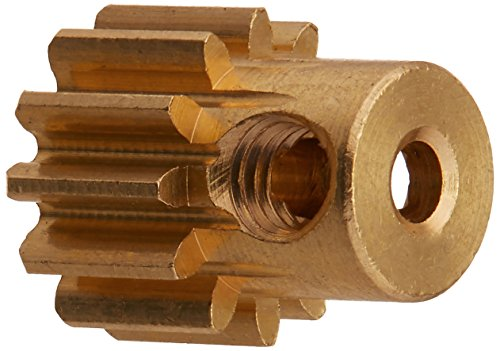 Course Part (Dromida  Pinion Gear 12T .6 Module 2mm Shaft)