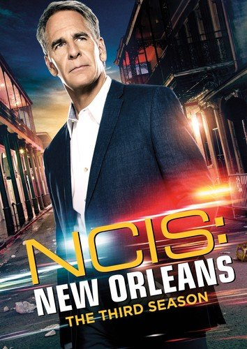 NCIS: New Orleans: The Third Season ()