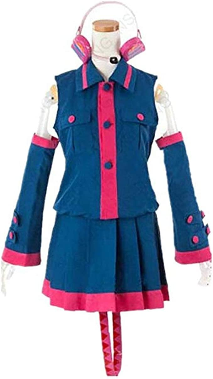 Amazon.com: EChunchan Anime Hatsune kasane teto Cosplay ...