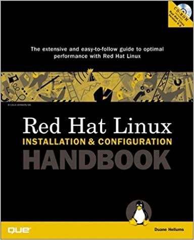 Red Hat Linux Installation /& Configuration Handbook with CDROM