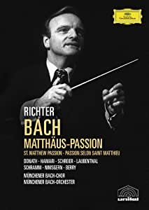 Bach: Matthaus-Passion [Alemania] [DVD]