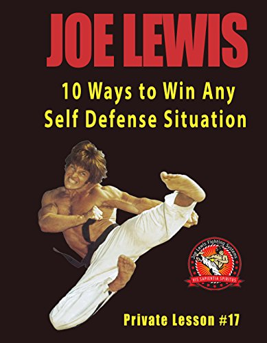 JLPL-10- Ten Ways to Win Any Self Defense Situation