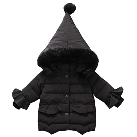 f02df862a Amazon.com  RACHAPE Kids Winter Parka Down Coat Baby Boys Girls ...
