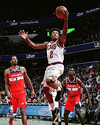 "Collin Sexton Cleveland Cavaliers 2018-19 NBA Action Photo (Size: 11"" x 14"")"