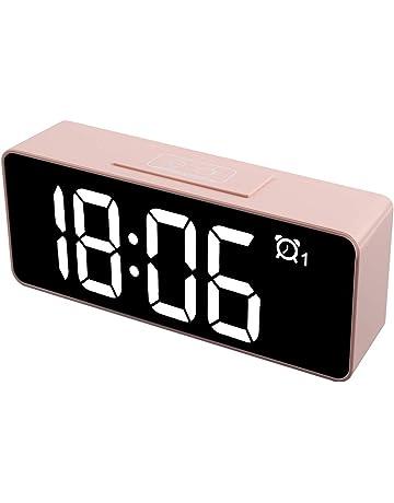 Inclusa Lampada RGB Garsent Kit Fai-da-Te PCB Glow Tube Clock Kit per Orologi digitali IN14 con Display a 7 Colori .