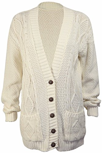 PurpleHanger-Womens-Knit-Sweater-Cardigan-Top-Plus-Size
