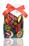 SALE! Manu Home Tropical Paradise Potpourri Bag-12 oz Botanicals ~ Beautiful Appearance and Great Fresh Scent~ Soft Mango and Passion Fruit Scent~ Made in USA