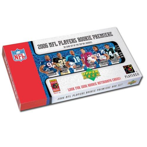 2006 upper deck nfl players rookie premiere box set. Black Bedroom Furniture Sets. Home Design Ideas
