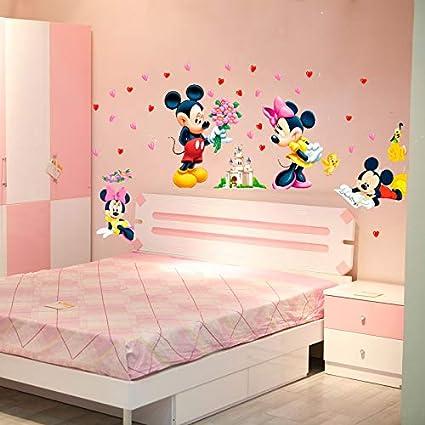Amazon.com: Onionn Cartoon Mickey Minnie Mouse Baby Home ...