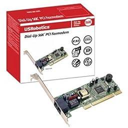 US Robotics USR5670 USRobotics - Fax / modem - PCI - 56 Kbps - V.90, V.92
