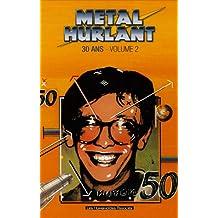Caste m-b t8+redhand t1+metalh 30 ans métal hurlant