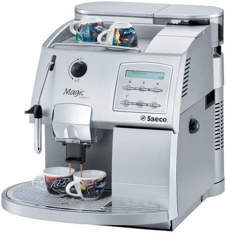 Saeco – Cafetera espresso Magic Comfort Plus 2004: Amazon.es: Hogar