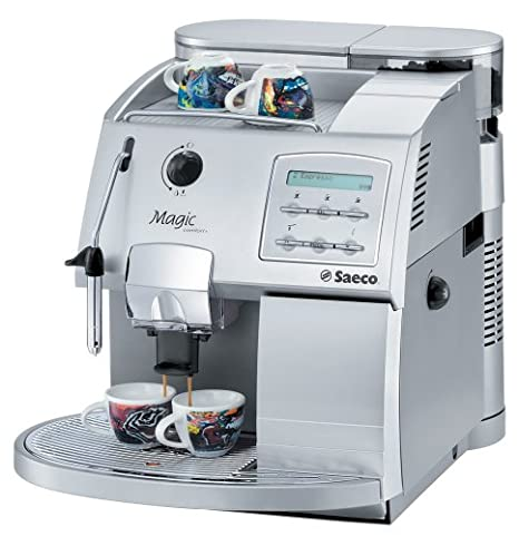 Saeco - Cafetera espresso Magic Comfort Plus 2004: Amazon.es ...
