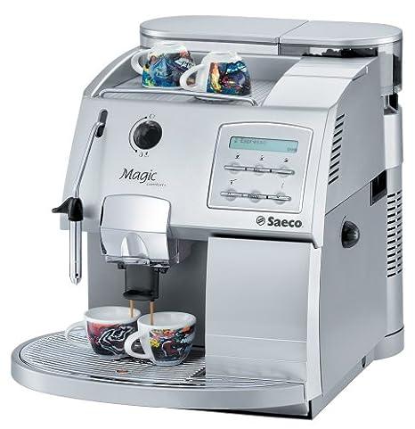 Saeco - Cafetera espresso Magic Comfort Plus 2004: Amazon.es ...