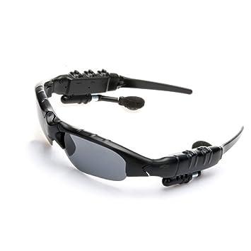 a665df0b38 QYY Bluetooth Gafas Música Montar al Aire Libre Gafas Inteligentes Pesca Deportes  Deportes Gafas de Sol HD: Amazon.es: Deportes y aire libre