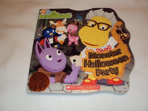 Nick Jr. The Backyardigans Monster Halloween Party