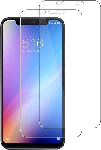 Xiaomi Mi 8 Protector de Pantalla, AceTend Xiaomi Mi 8 Cristal ...