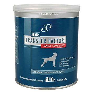 Transfer Factor Canine – 60 x 7.7 gram servings