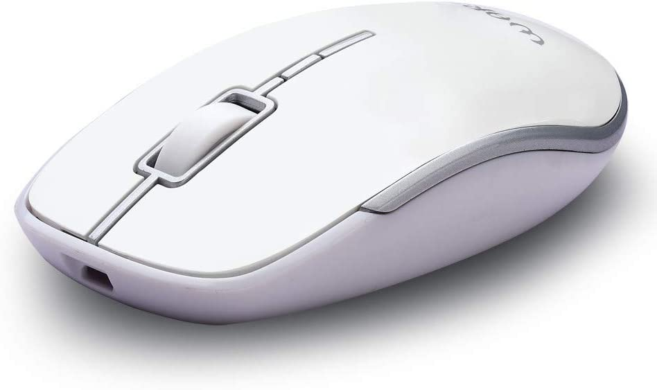 TheRang Rechargeable Wireless 1600DPI Gaming Mouse 2.4G Battery Gamer 4 Buttons Mice Pro