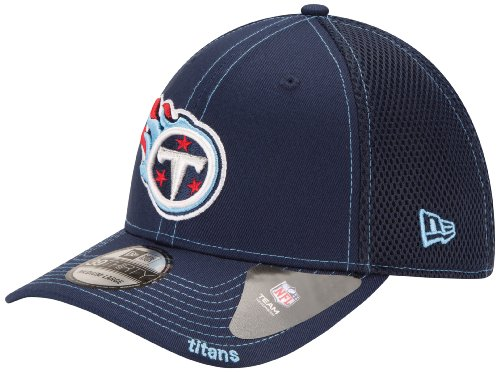 Tennessee Titans Shoe (NFL Tennessee Titans Neo 3930 Cap, Small/Medium)