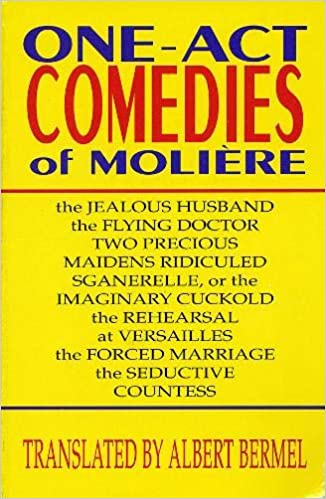one act comedies of moliere seven plays applause books