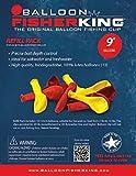 "Balloon Fisherking 41161 9"" Latex"