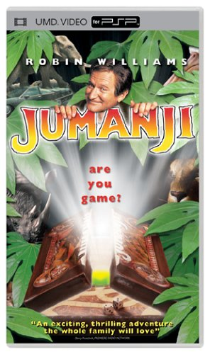 Jumanji [UMD for PSP] (Best Time To Hunt Moose)