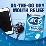 ACT Dry Mouth Moisturizing Gum with