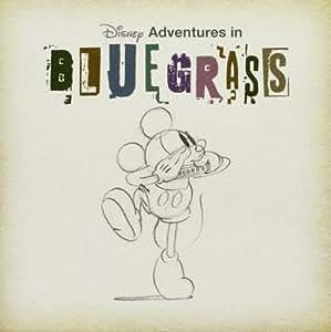 disney adventures in bluegrass (re-pack)