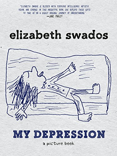 My Depression: A Picture Book - 1 Side Graphic Features
